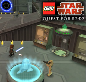 Quest for R2D2