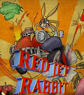 Red Jet Rabbit