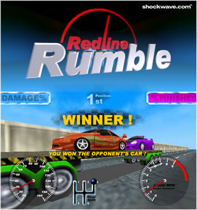 Redline Rumble