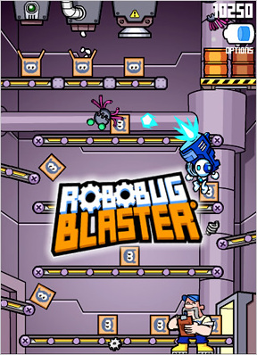 Robobug Blaster