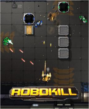 Robokill 游戏截图1