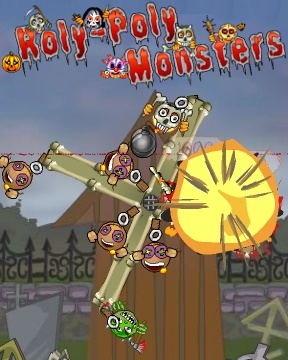 Roly-Poly Monsters