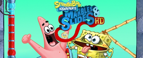 Spongebob Marbles and Slides