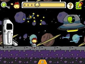 Scribblenauts Remix - Walkthrough, Tips, Review
