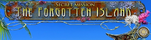 Secret Mission: The Forgotten Island