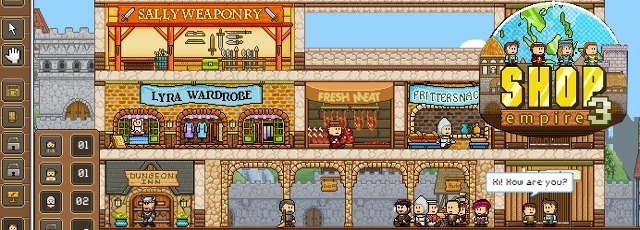 Shop Empire 3 - Walkthrough, Tips, Review