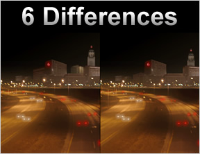 Six Differences