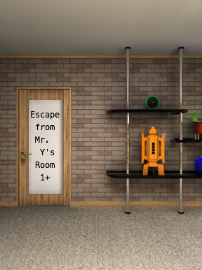 Escape from Mr. Y's Room 1+