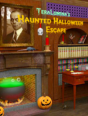 Haunted Halloween Escape