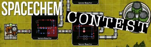 SpaceChem Contest