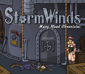 Storm Winds: The Mary Reed Chronicles screenshot