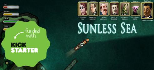 Kickstarter: Sunless Sea