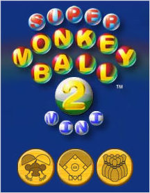 Super Monkey Ball 2 Mini