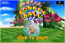 Super Monkey Ball Mini
