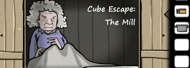 Cube Escape: The Mill