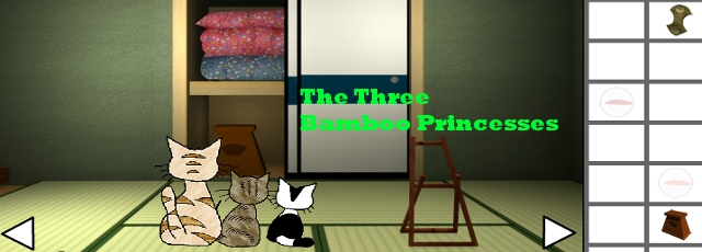 The Three Bamboo Princesses