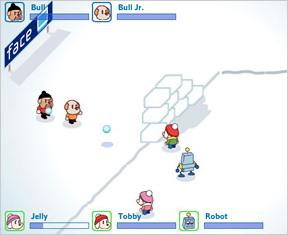 Tobby Snow Fight