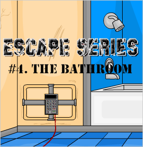 Escape The Ladies Bathroom Walkthrough escape series #4: the bathroom - walkthrough, tips, review