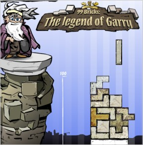DanTheArcher 99 Bricks The Legend Of Garry