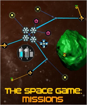 The Space Game Missions