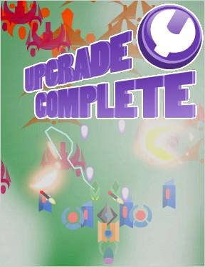 Upgrade Complete
