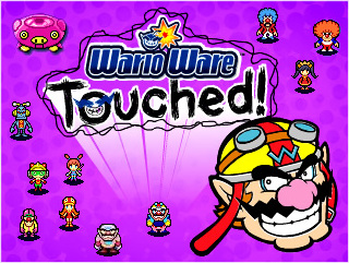 Wario Ware: Touched!