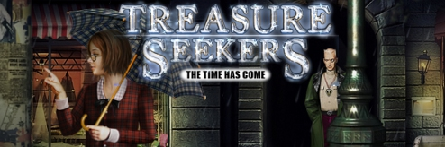 Treasure Seekers 4