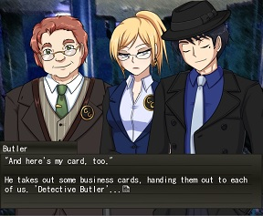 The Misadventures of Detective Butler