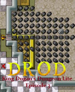 DROD: King Dugan's Dungeon Lite - Episode 3