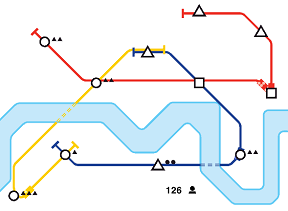 Mini Metro Alpha
