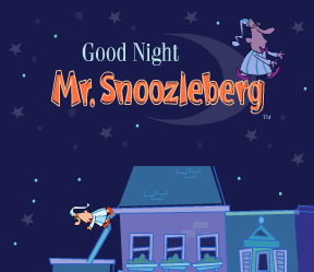 Good Night Mr. Snoozleberg