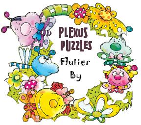 Plexus Puzzle: FlutterBy