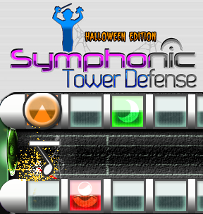 Symphonic Tower Defense Halloween