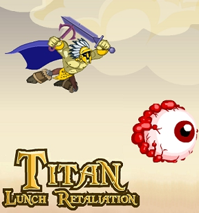 Titan Lunch Retaliation