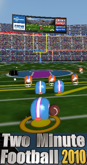 Two Minute Football 3d