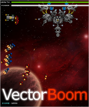 Vector Boom