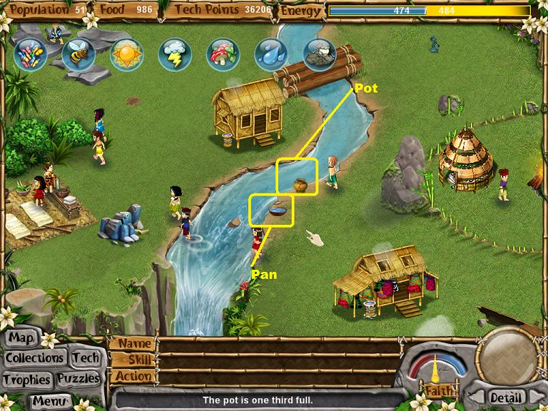 Virtual Villagers Modded Apk