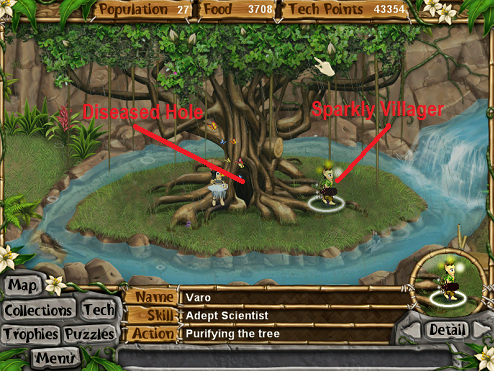 Virtual villagers 4 the tree of life walkthrough and for Virtual families 2 decoration