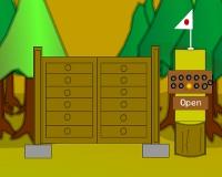 Button Escape 34
