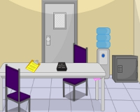 Escape Plan: Police Station