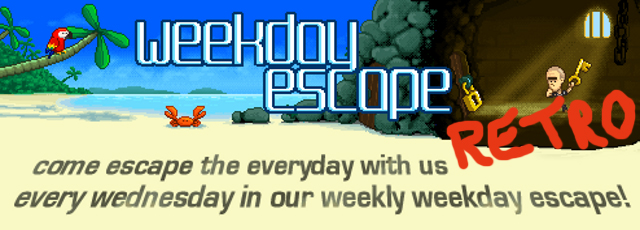 Weekday Escape Retro