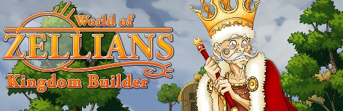 World of Zellians: Kingdom Builder