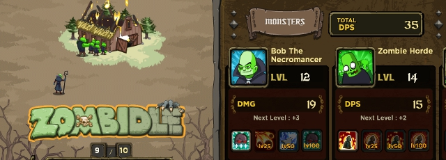 zombidle walkthrough tips review