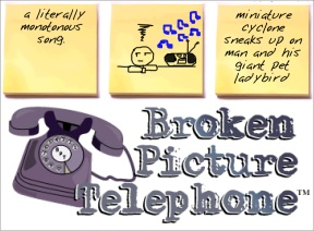 Broken Picture Telephone