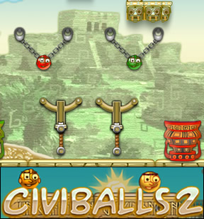 Civiballs 2 screenshot